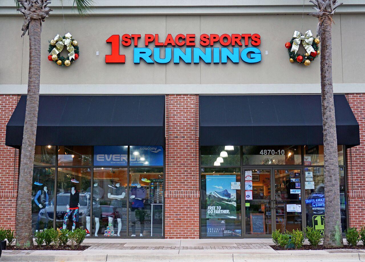 Running Shoe Store Jacksonville Fl